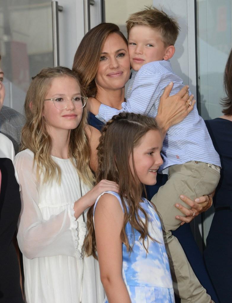Jennifer Garner Kids
