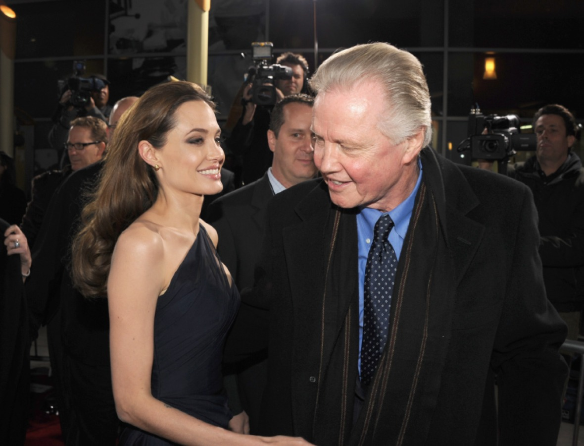 jon voight angelina jolie