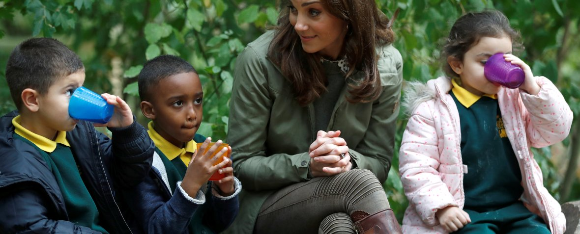 kate middleton kids getty images