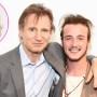 Liam Neeson Micheal Neeson Natasha Richardson