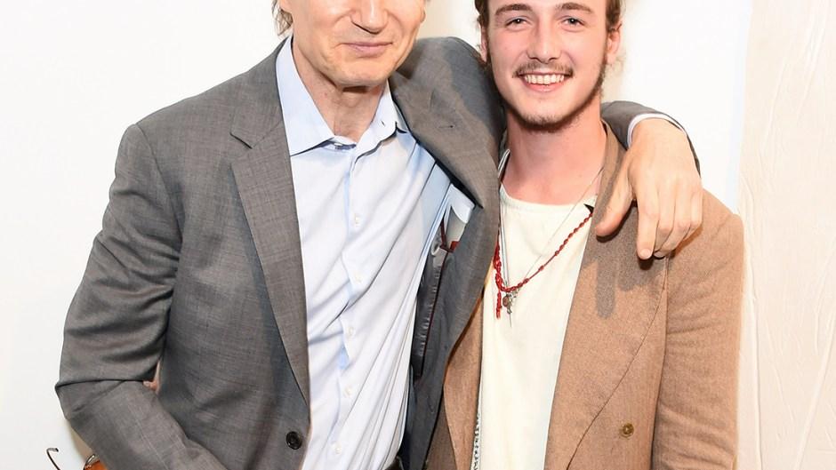 Liam Neeson Micheal Neeson