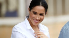 Meghan Markle Adrenaline Royal Tour