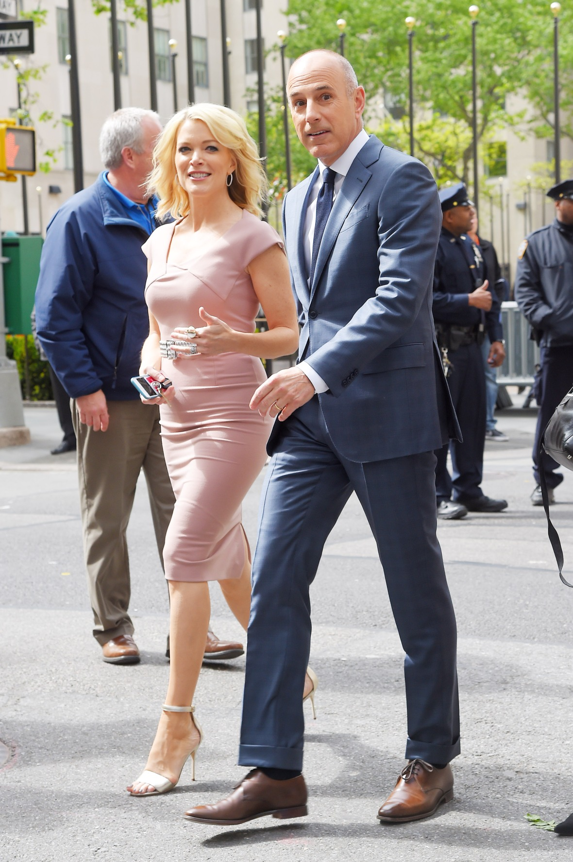 matt lauer and megyn kelly