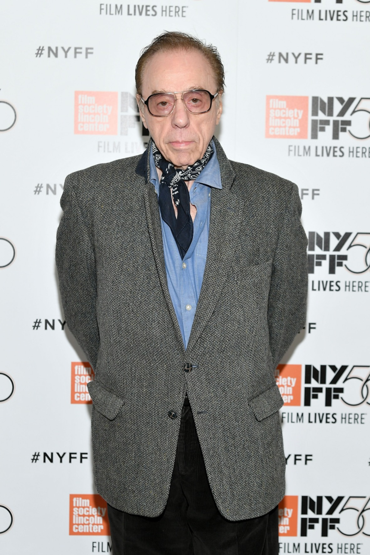 peter at the 56th new york film festival. (photo credit: getty images)