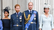 Prince Harry Prince William Separate Courts