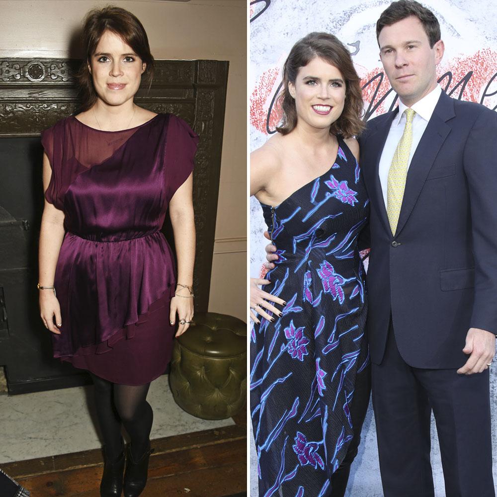 princess eugenie weight loss