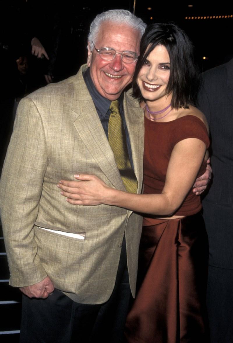 Sandra Bullock Dad