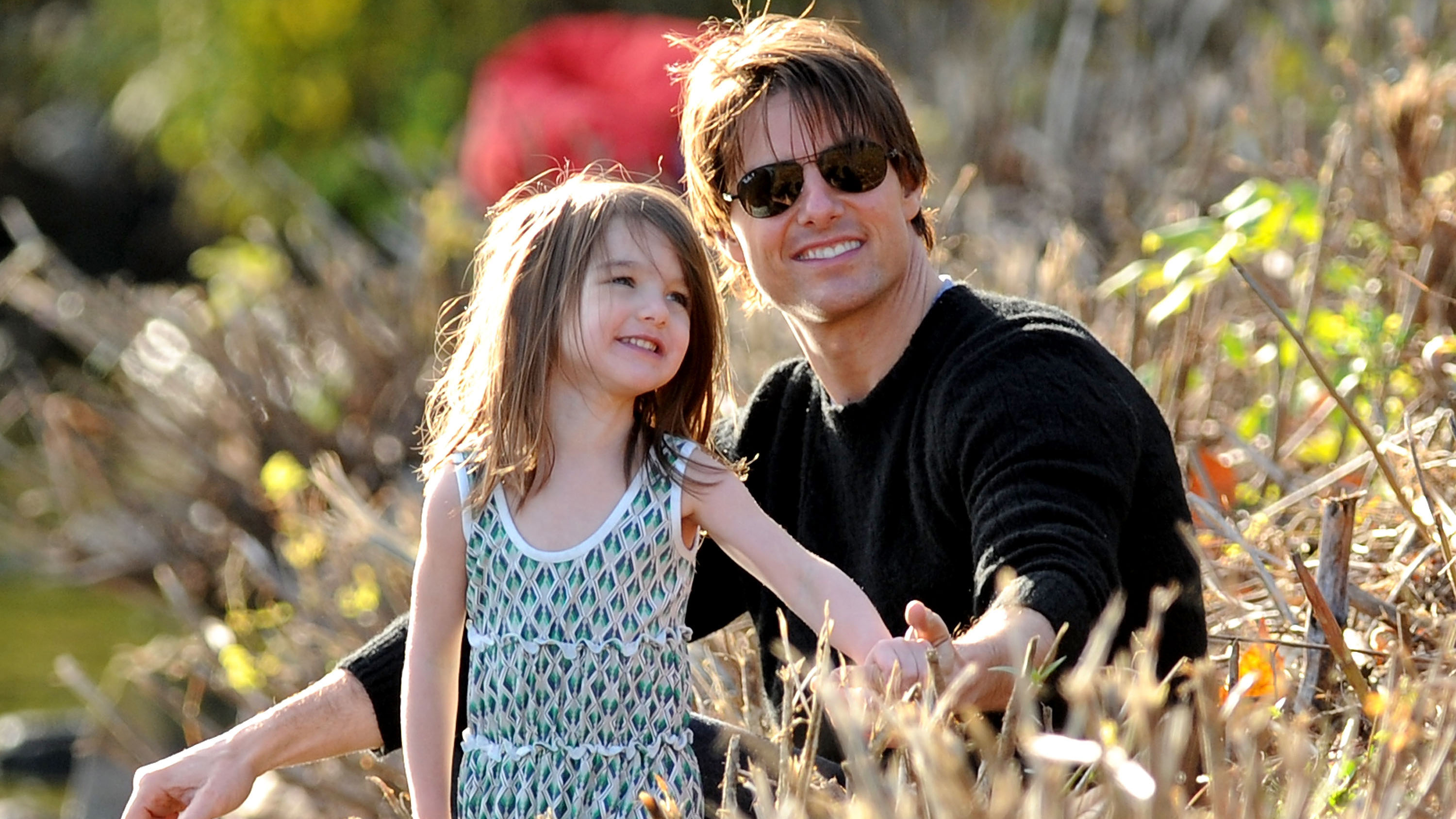 Tom Cruise Allegedly Can See Daughter Suri 10 Days A Month