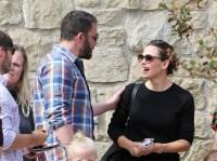 Ben Affleck and Jennifer Gardner