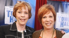 Carol Burnett Vicki Lawrence Relationship