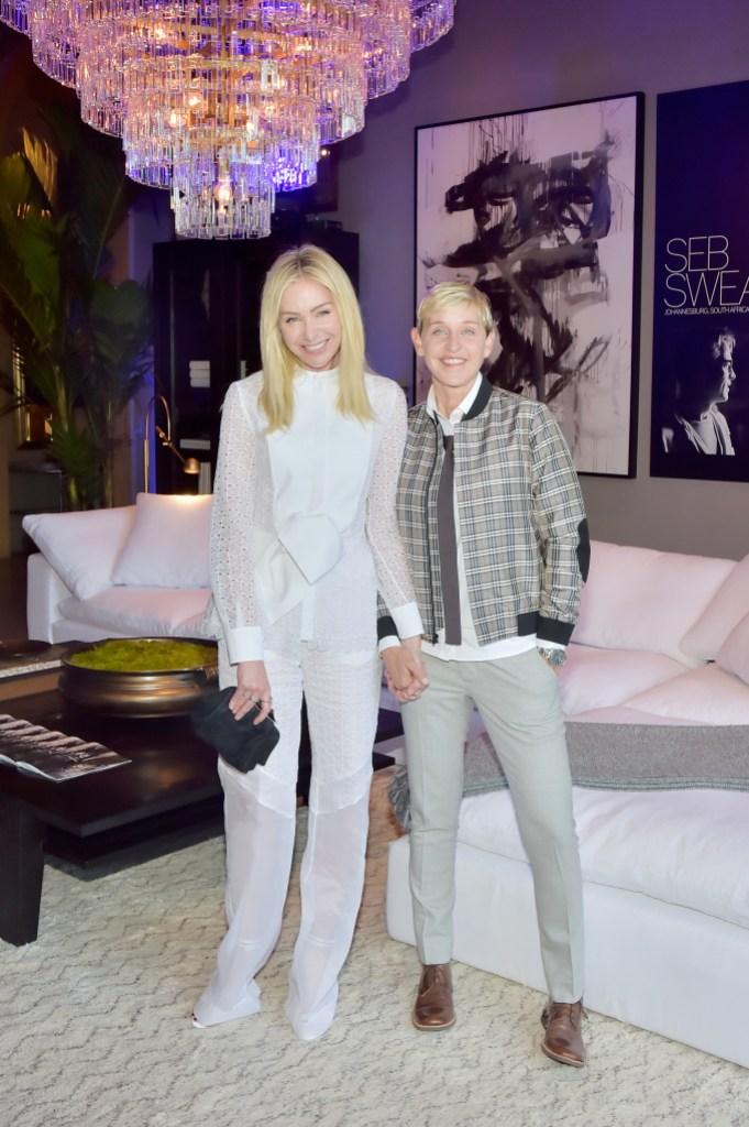 Ellen and Porta