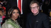 Elton John Aretha Franklin