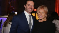 Hugh Jackman and Deborrah