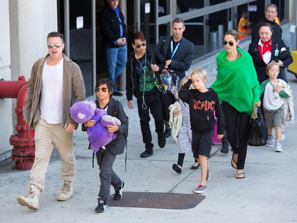 Jolie-Pitt-Family