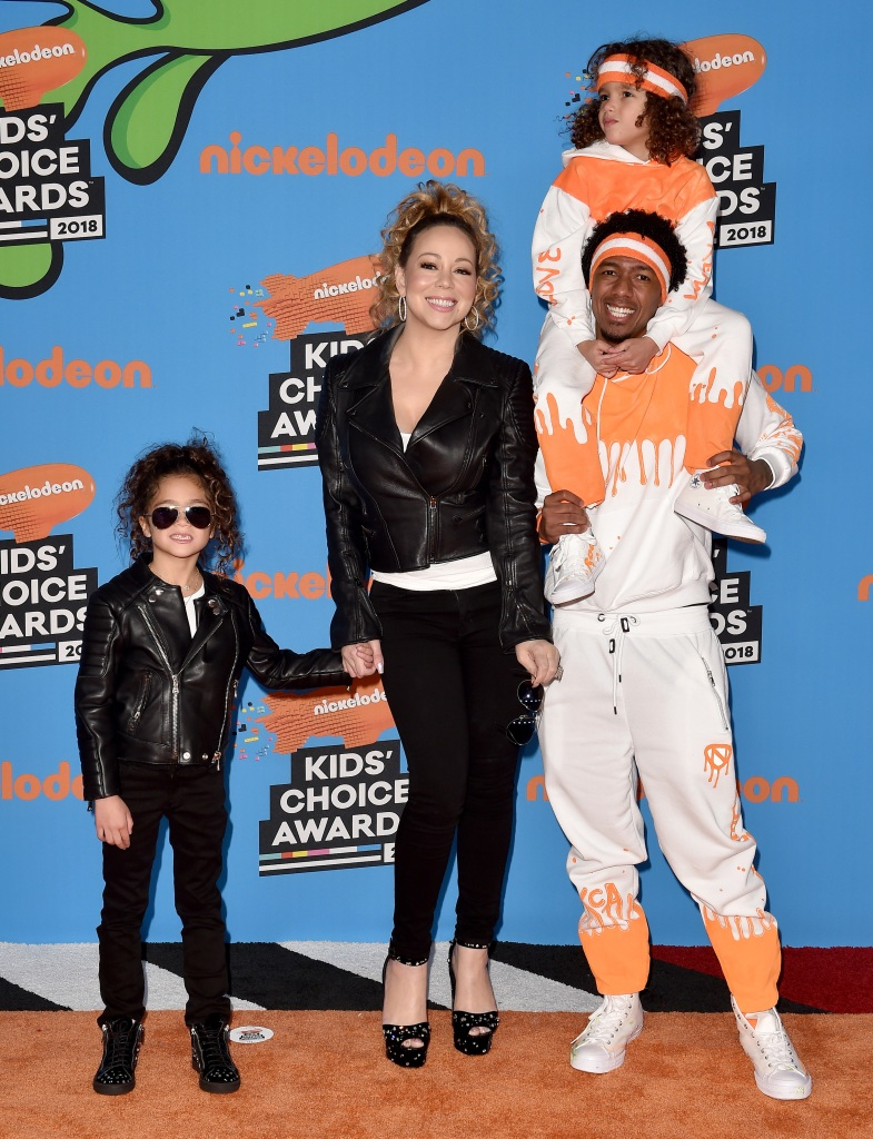 Mariah-Carey-Nick-Cannon-Family
