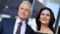 Michael Douglas and Catherine Zeta