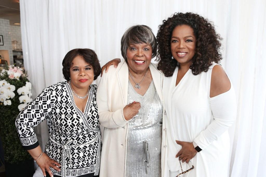 Oprah Winfrey Vernita Lee