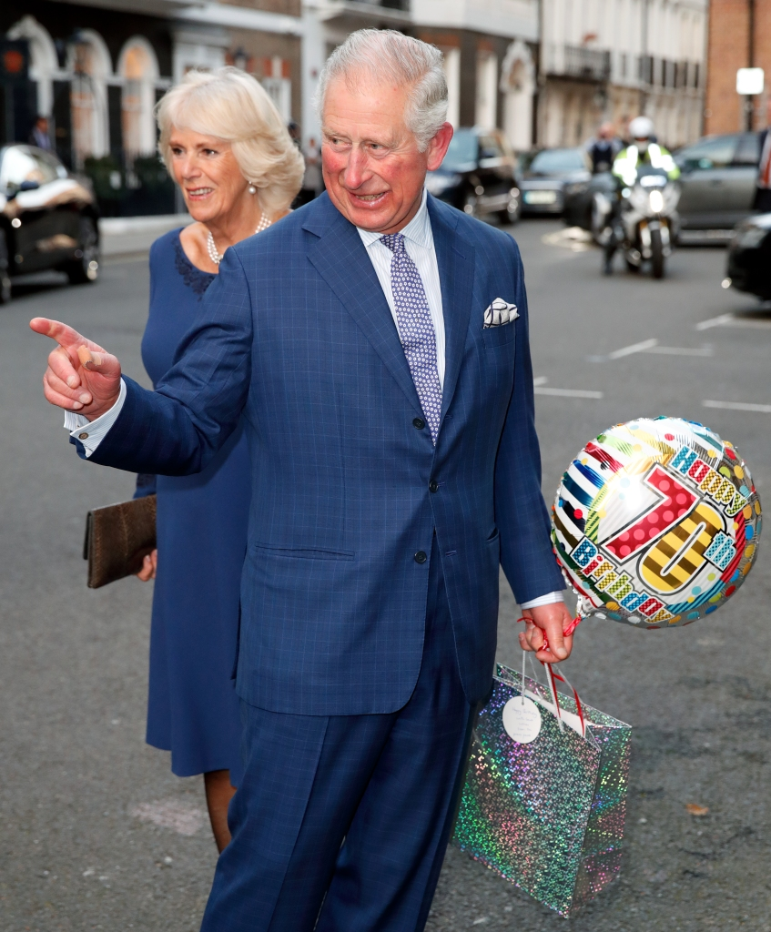 Prince Charles Birthday Party