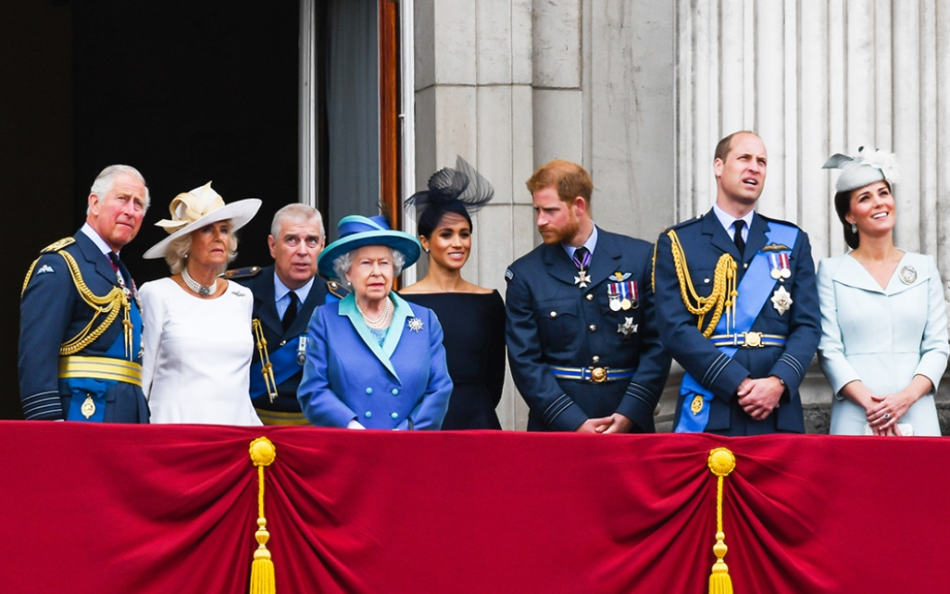 Prince Charles Pollution Prince Harry Meghan Markle