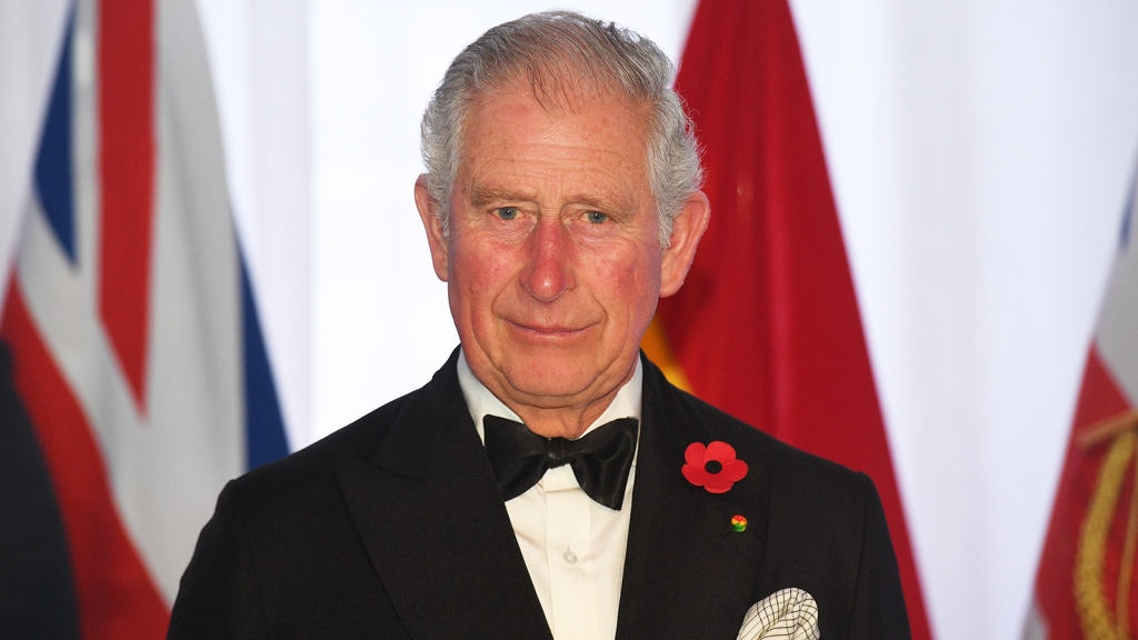 Prince Charles Pollution