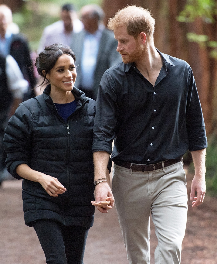 Prince Harry Meghan Markle Pregnancy Requests