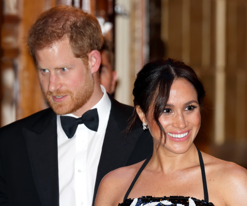 Meghan Markle and Prinec Harry