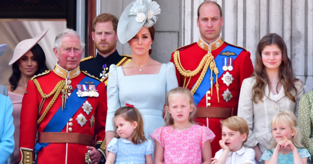 Prince William Says He Wants Prince Charles To Spend More