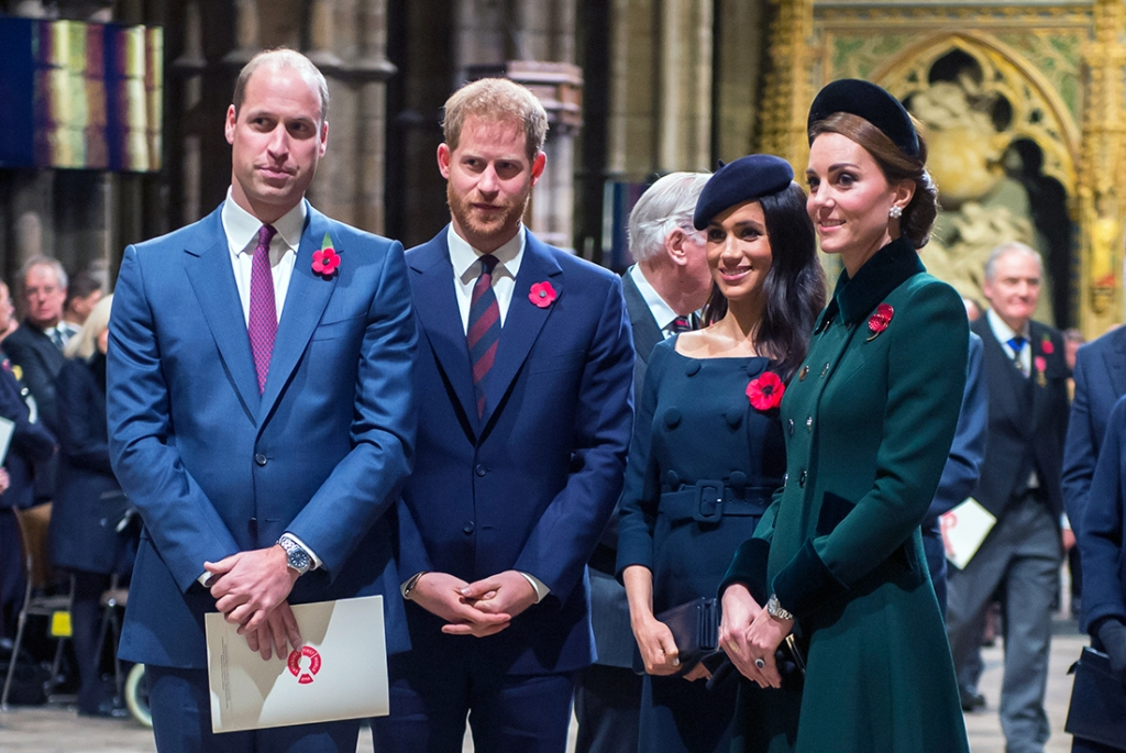Prince-William-Prince-Harry-Meghan-Markle-Kate-Middleton-Confidence