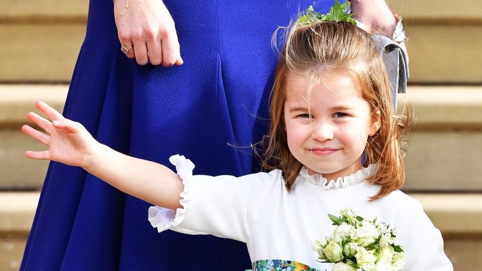 Princess Charlotte Life