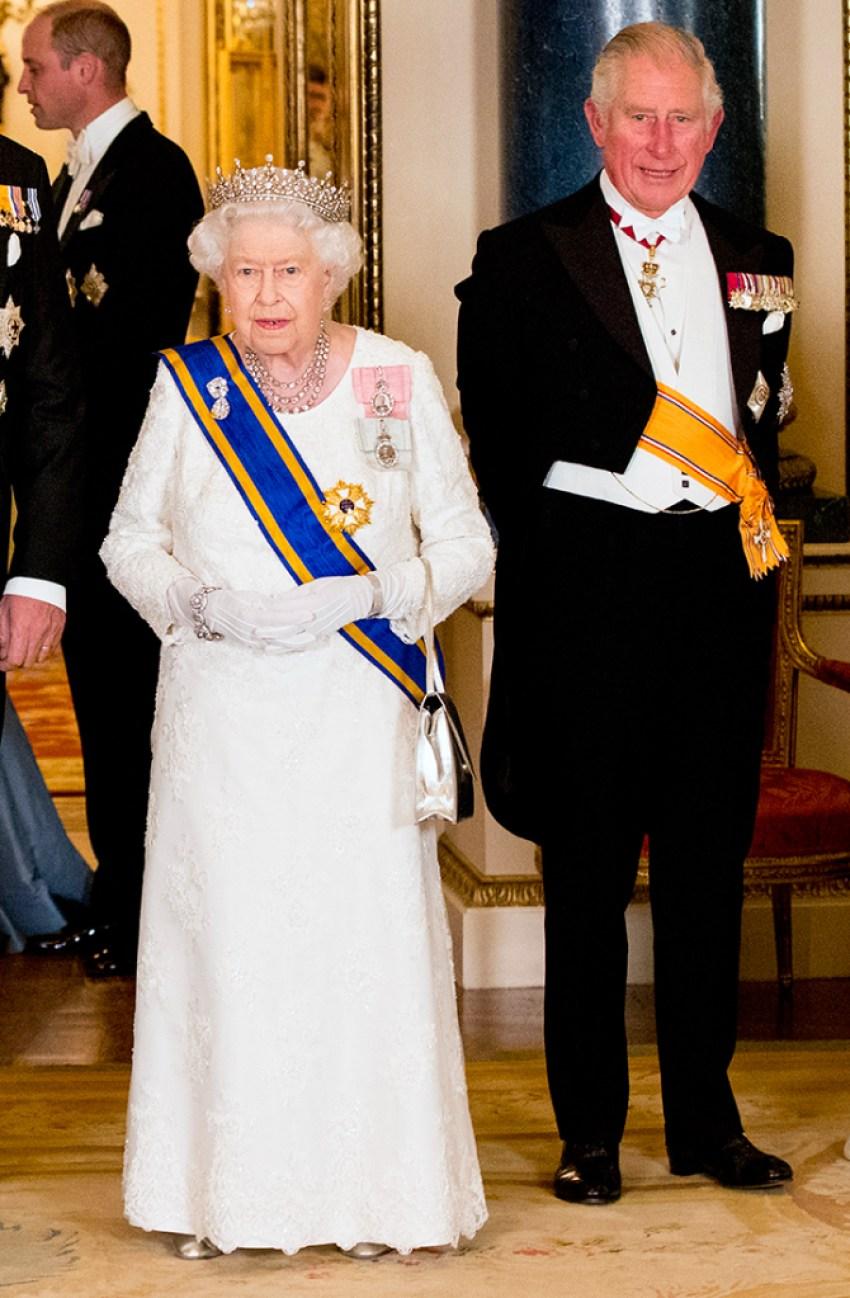 Princess-Diana-Prince-Charles Queen Elizabeth