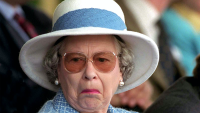 Queen Elizabeth Bananas