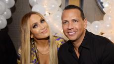 Jennifer Lopez and A Rod