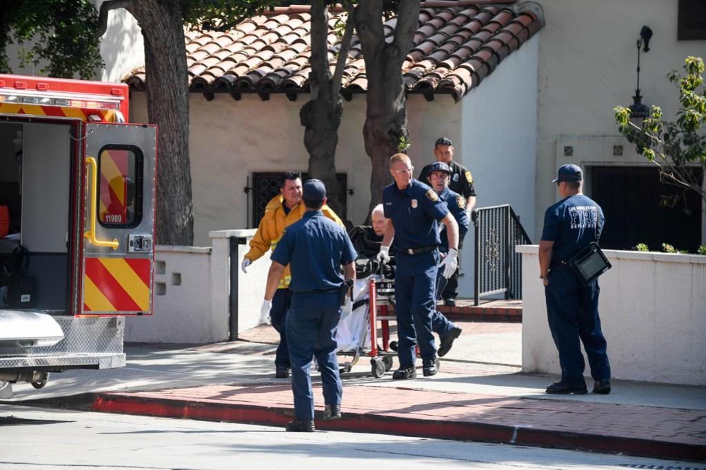 Bob Barker Hospitalized Again