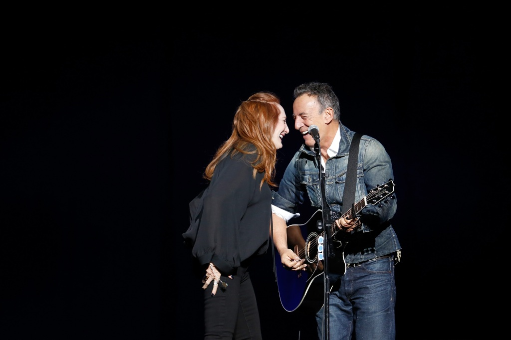 Bruce Springsteen Wife