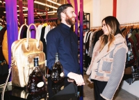 Bryan Greenberg Jamie Chung Hennessy East Meets West Hennessy