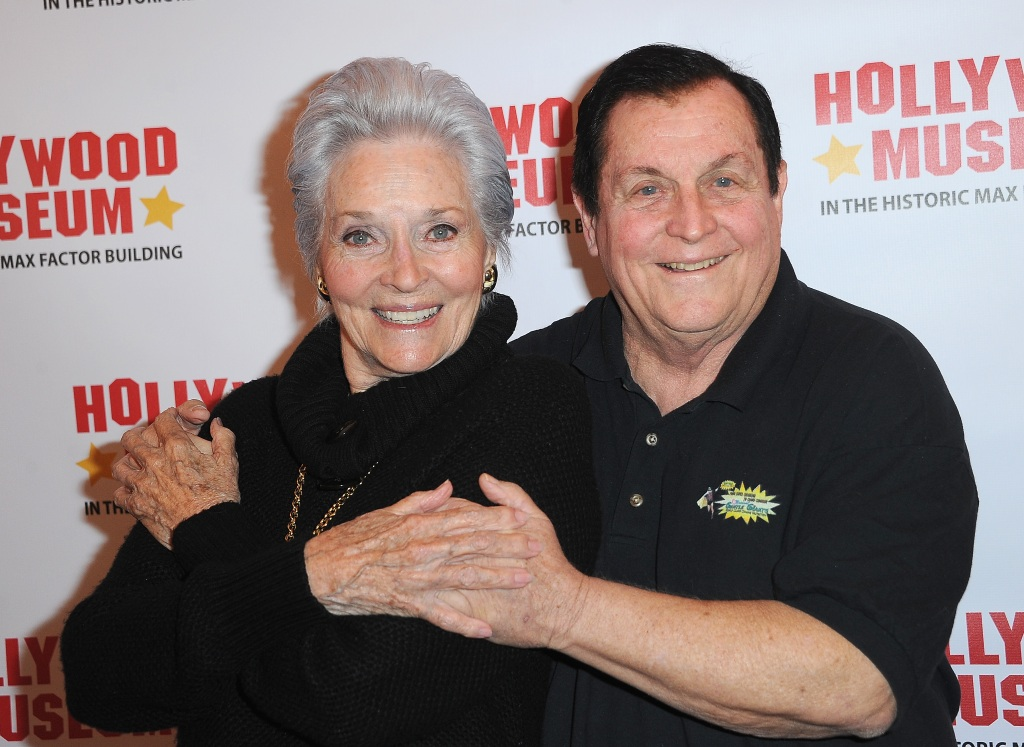 burt ward Lee Meriwether