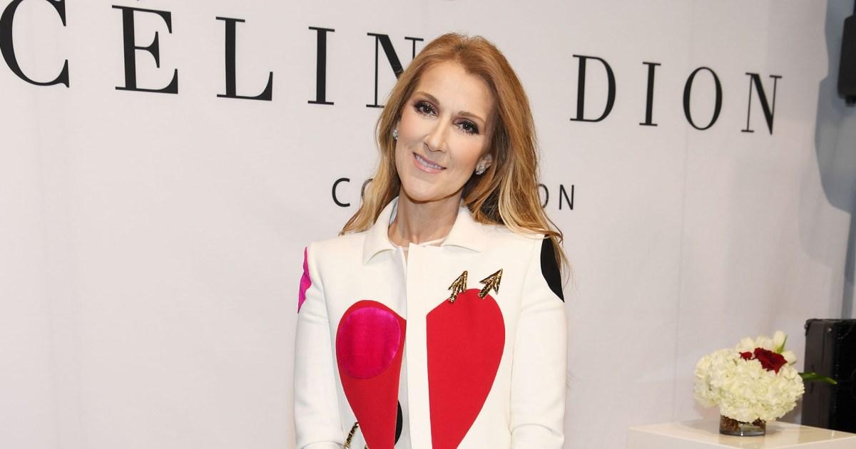 dbf830347c8d Céline Dion Announces The 'Unveiling' Of Her Gender-Neutral Children's  Clothing Line Through Bizarre Ad