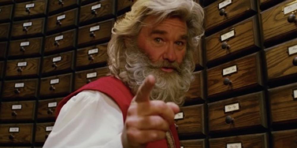 Kurt Russell's Netflix Christmas Movie, 'The Christmas ...