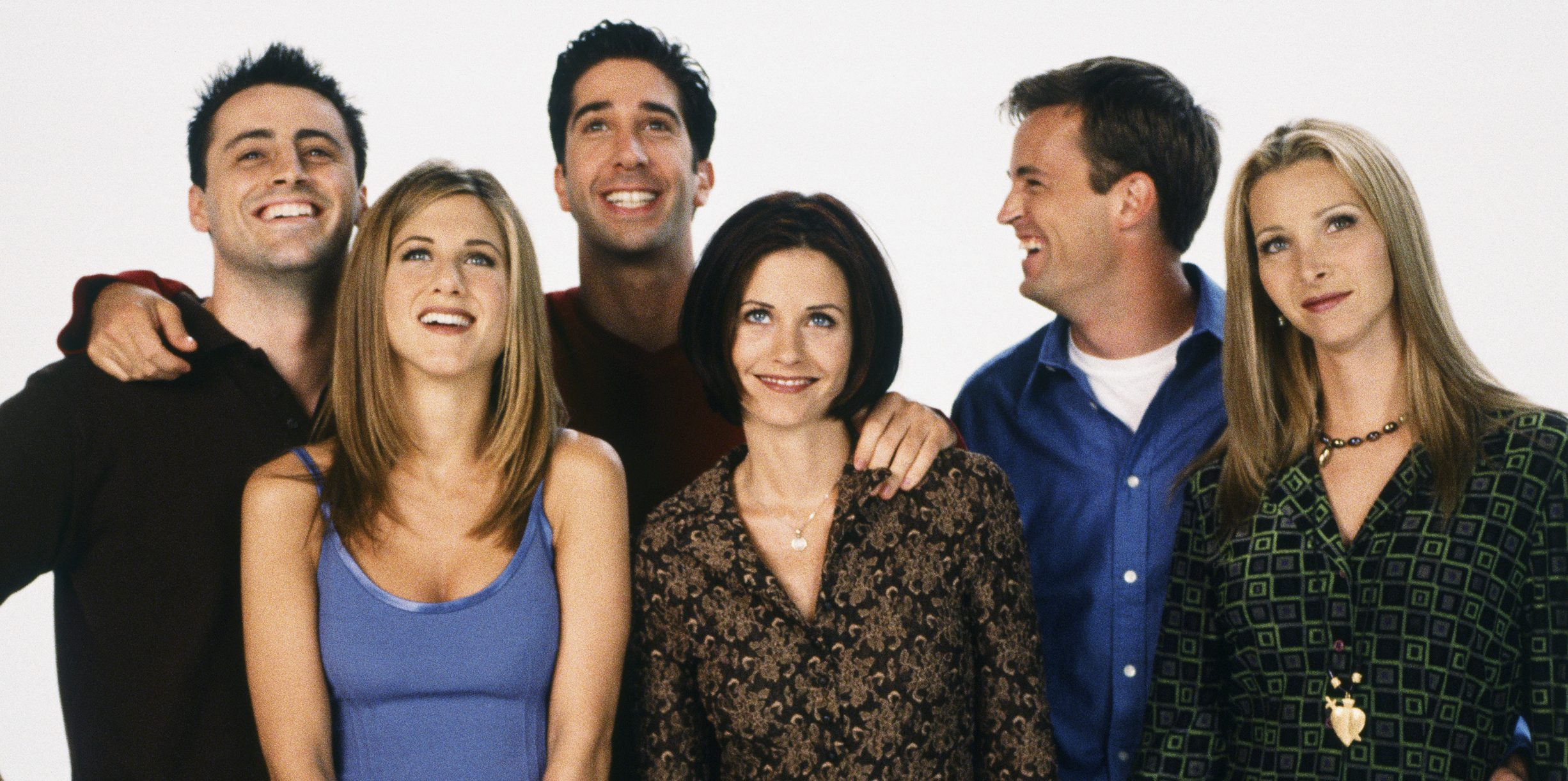 Jennifer Aniston Is Definitely Down for a 'Friends' Reunion