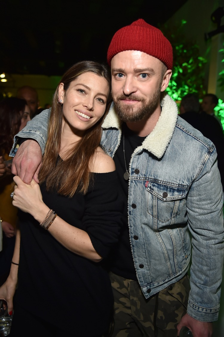 "American Express x Justin Timberlake ""Man Of The Woods"" Listening Session at Clarkson Square"