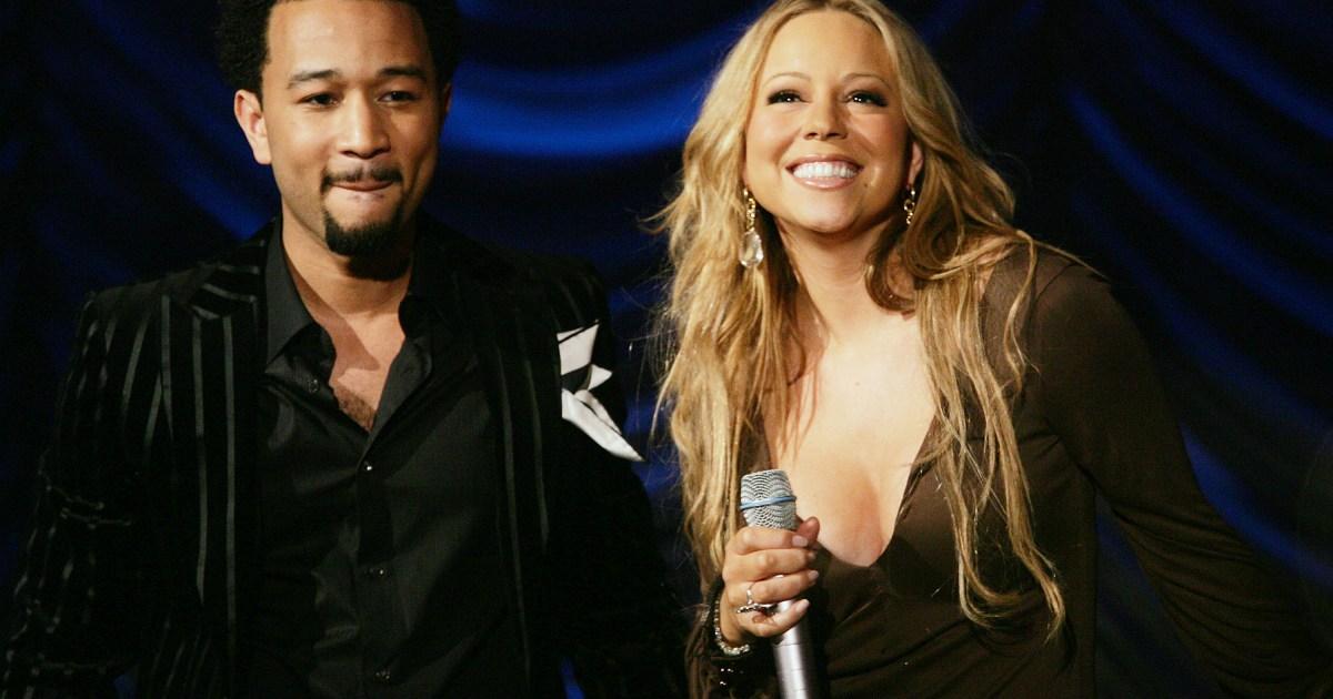 Mariah Carey Influenced John Legend To Make A Christmas Album