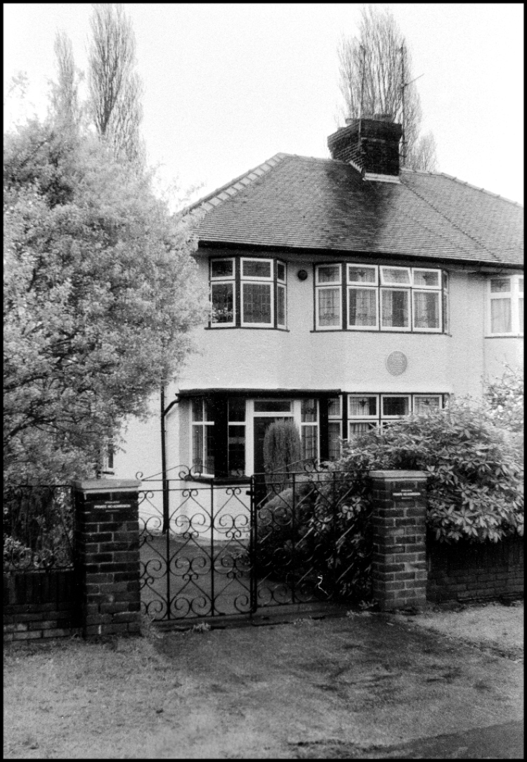 John Lennon Childhood House