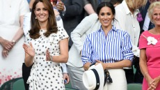 Kate Middleton Meghan Markle