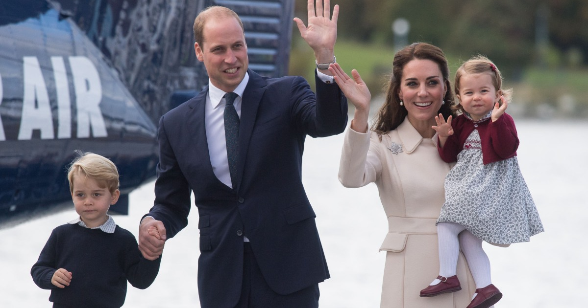 Kate Middleton Reveals The Nickname Prince George And ...