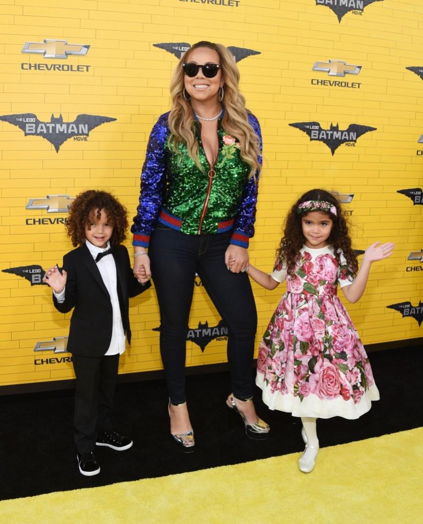 Mariah Carey's kids