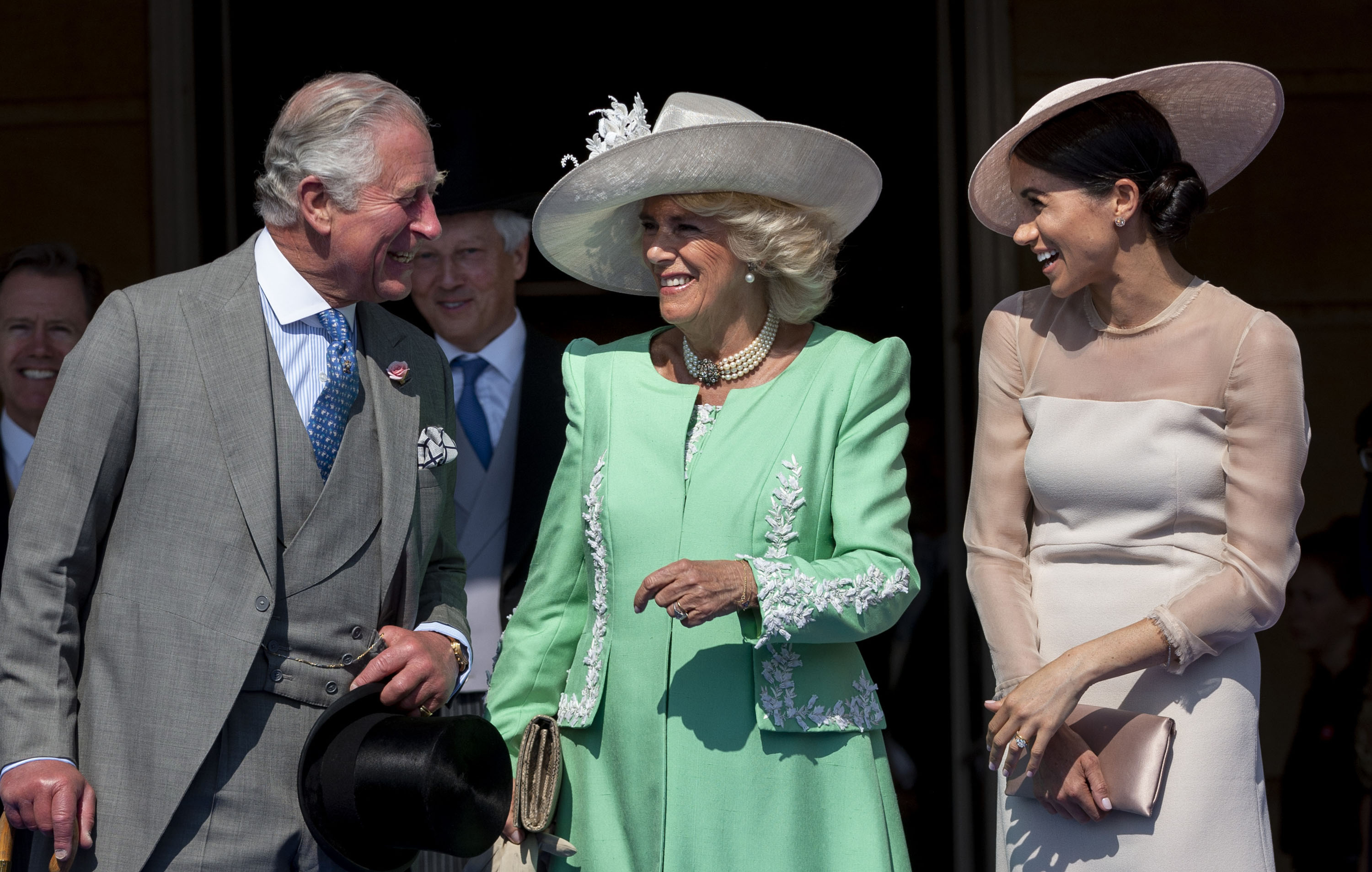 photo Prince Charles Reportedly Thinks Meghan Markle Is The Best Thing That Happened to Prince Harry