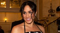 Meghan Markle Shows Off Her Baby Bump In New Photos