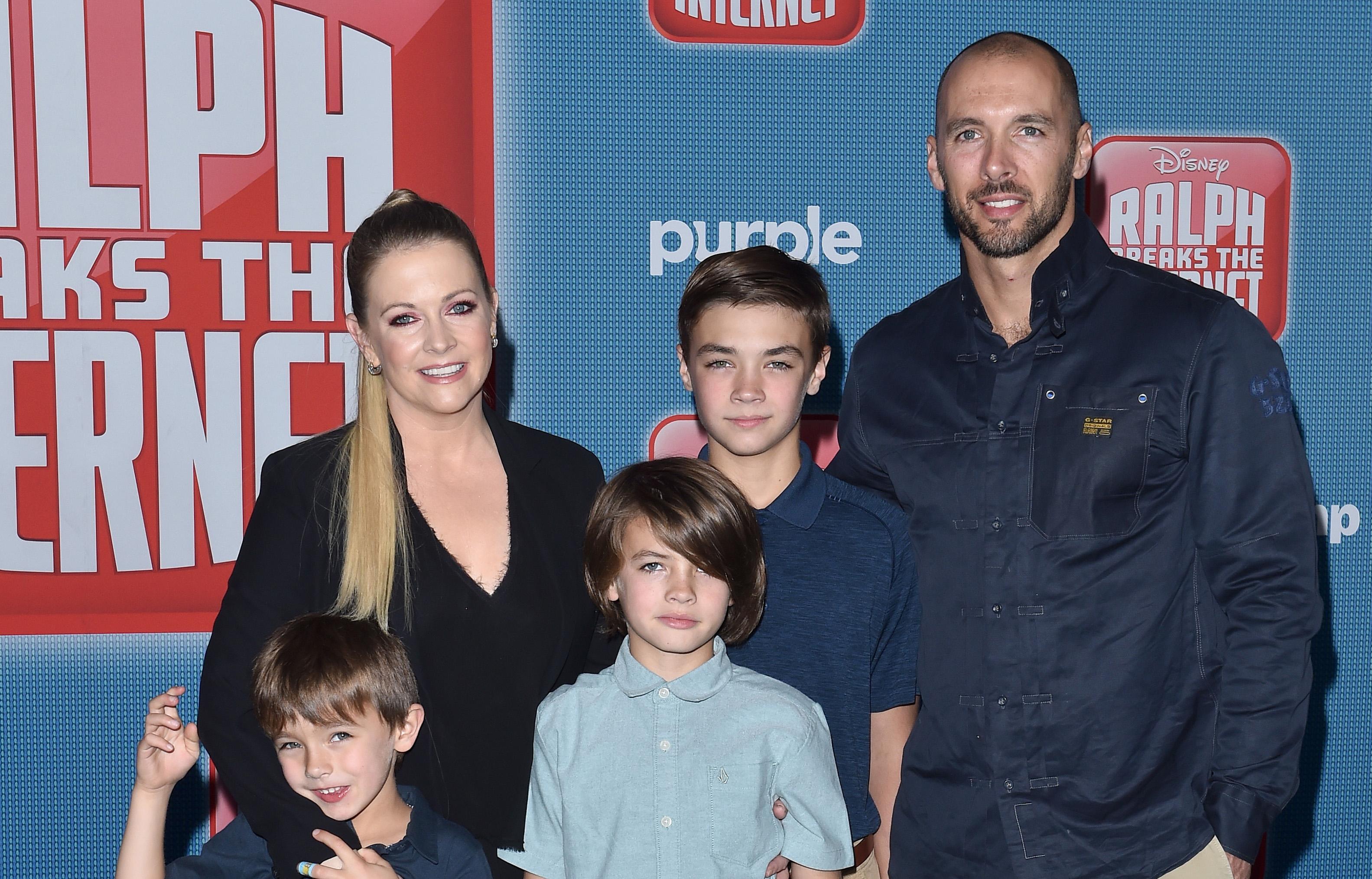 melissa joan hart family