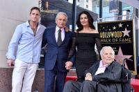 Michael Douglas Hollywood Star