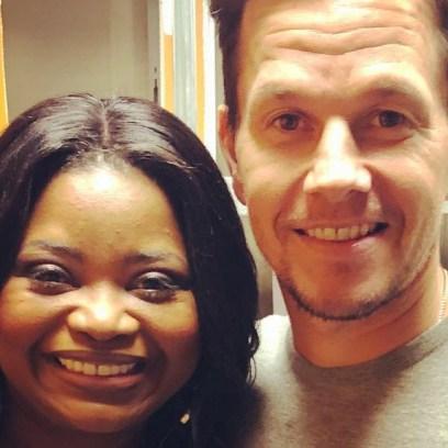 Octavia Spencer Mark Wahlberg